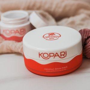 NIB Kopari Coconut Detox Mask